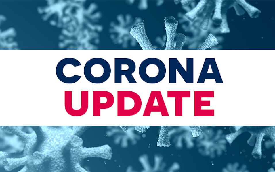 Afbeelding coronavirus update